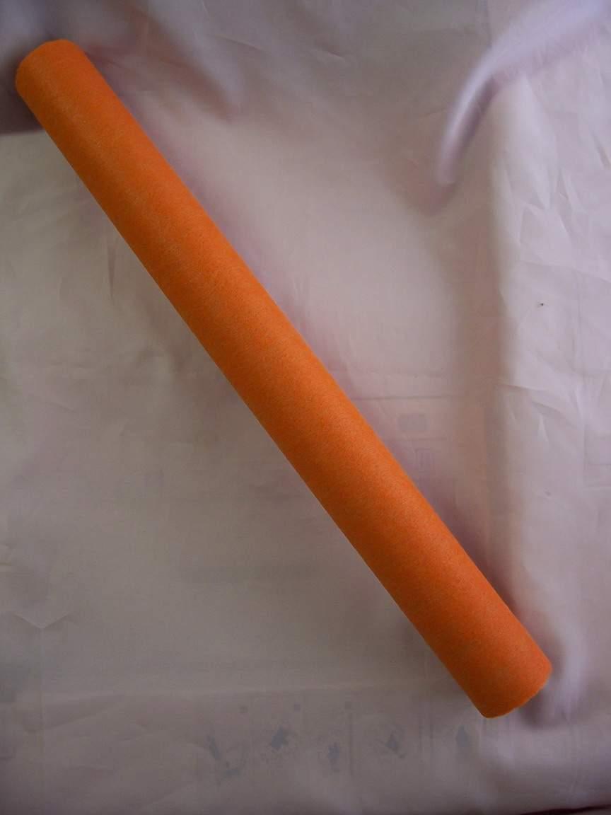 vetex dekoranyag narancs (50 cm * 9 m)