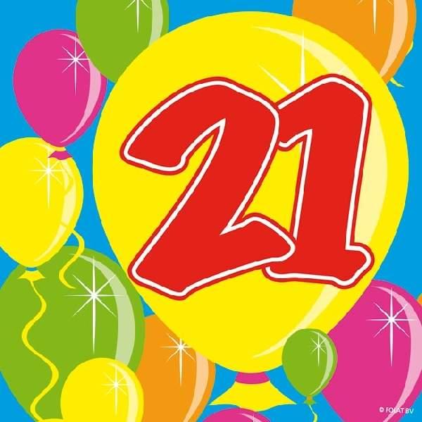 20 db-os desszert szalvéta 21.