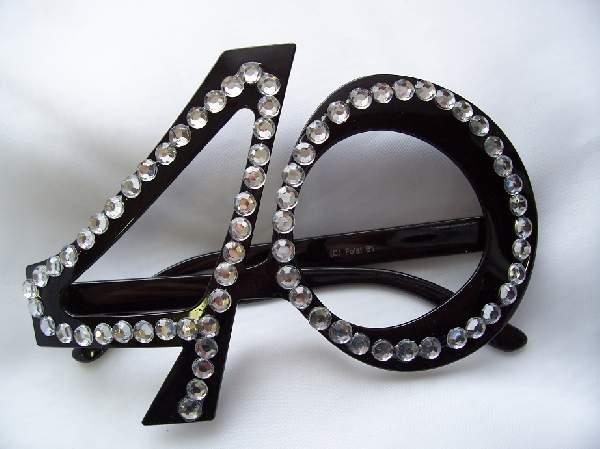 40. fekete szemüveg