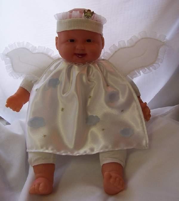 angyalka bébi jelmez
