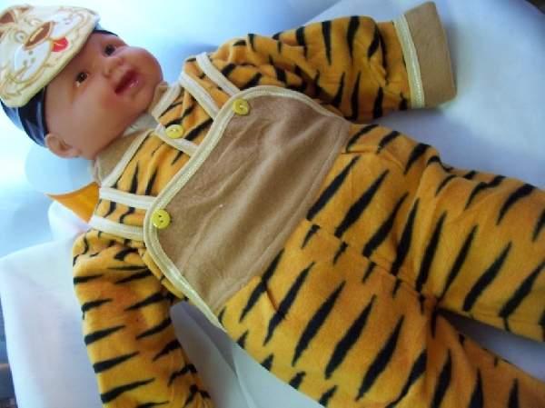 tigris bébi jelmez (92-104 méret)