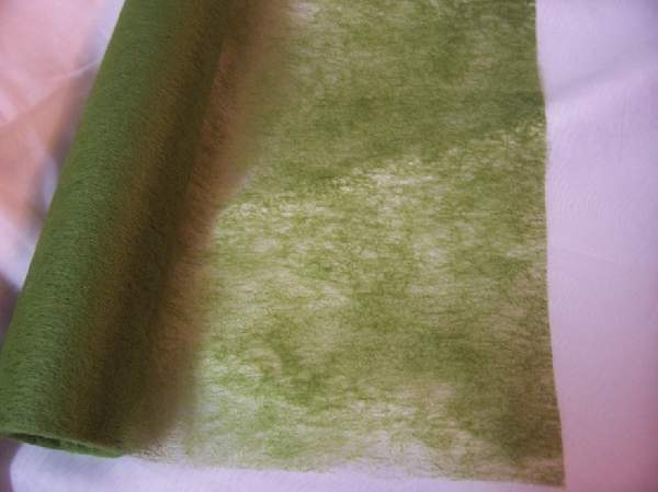 vetex dekoranyag sötétmohazöld (50 cm * 9 m)