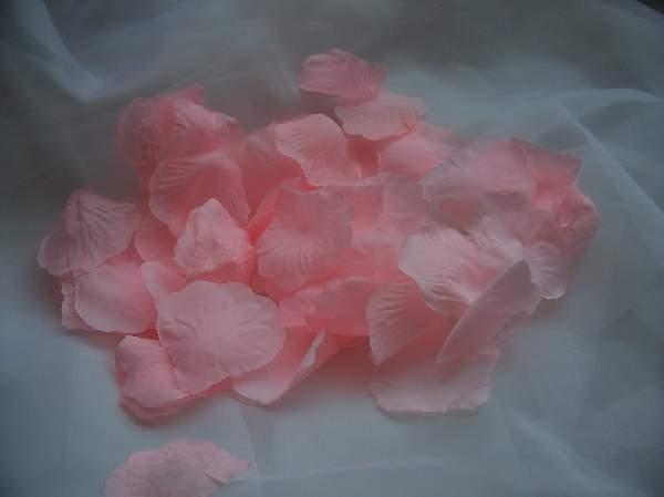 rózsaszirom bordás, rózsaszín (100 db)