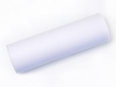 fehér tüll dekoranyag(15 cmx9 m) puha