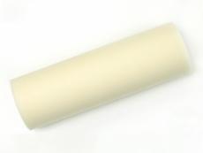 krém tüll dekoranyag (15 cmx9 m) puha