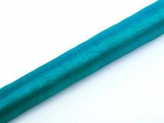 organza (36 cm * 9 m) türkiz