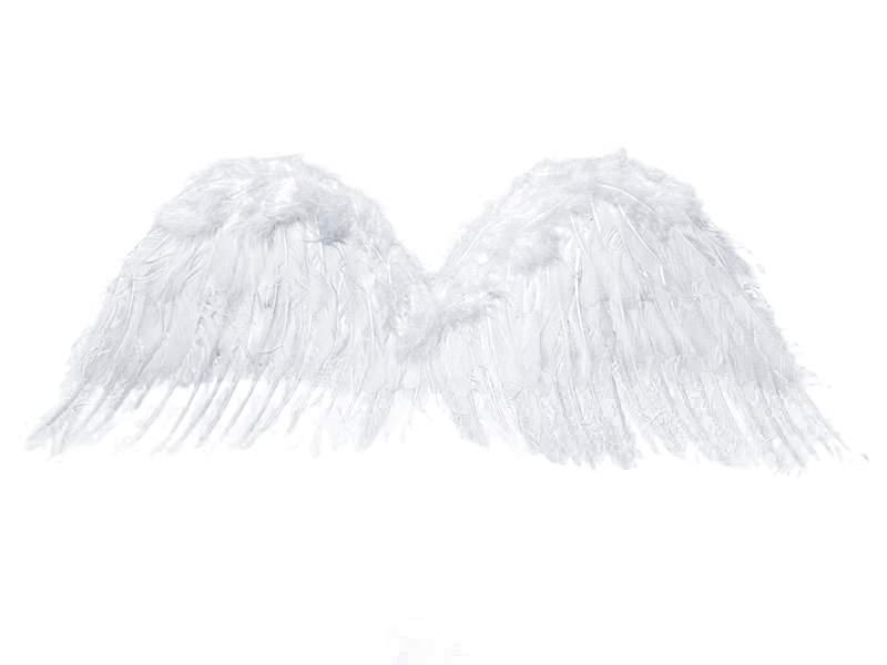 fehér 80x30 cm toll angyalszárny-SK4-008