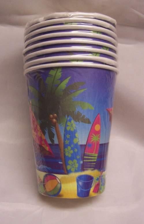Hawaii pohár (8 db)