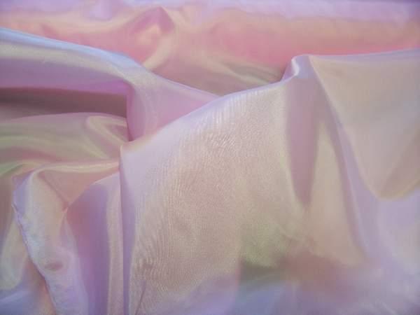 rózsaszín 6. selyem dekoranyag  150 cm széles (méterre)