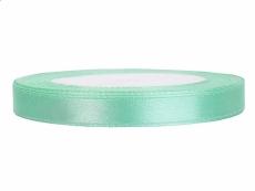 0,6 cm-s szatén szalag (25 m) menta (103)