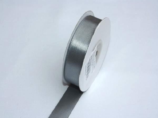 Szatén szalag ezüst (HS-102)-(0,6 cm * 22 m)