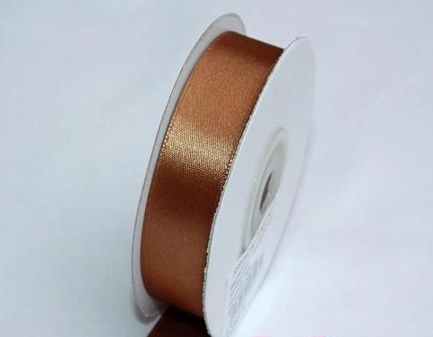 szatén szalag óarany (HS-014)-(3,8 cm*22 m)
