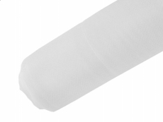 fehér tüll dekoranyag 30 cm * 9 m (PUHA)