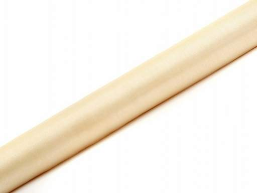 organza (36 cm * 9 m) krém