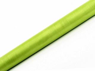 organza (36 cm * 9 m) v.zöld(102J)