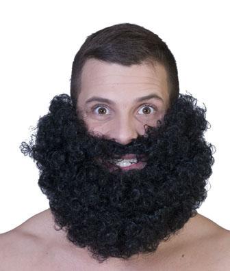 Fekete nagy szakáll (57531-E)