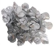 ezüst rózsaszirom, fényes(100 db)
