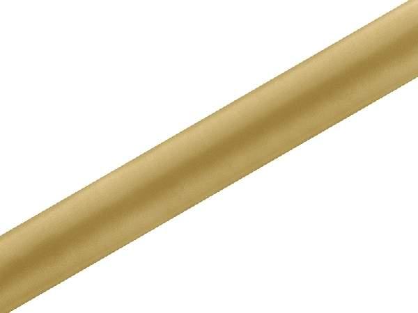 szatén futó (36 cm * 9,1 m)  arany