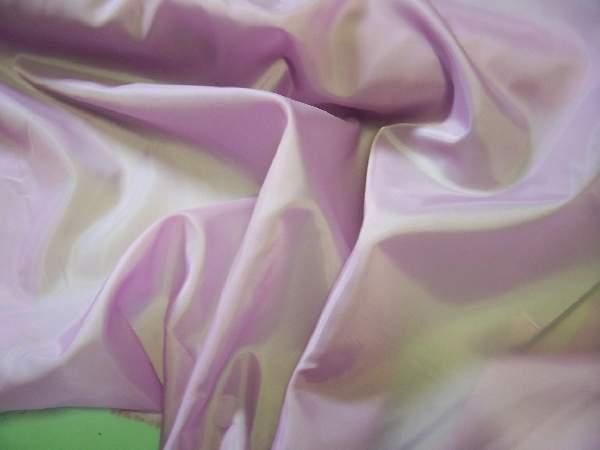 világoslila selyem dekoranyag 150 cm széles (méterre)