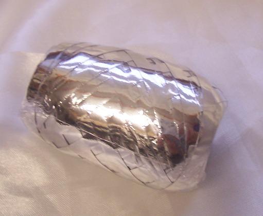 hordókötöző metál ezüst (20 m)