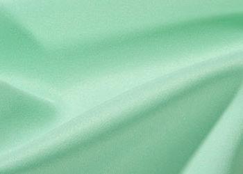 menta selyem dekoranyag  150 cm széles (méterre)