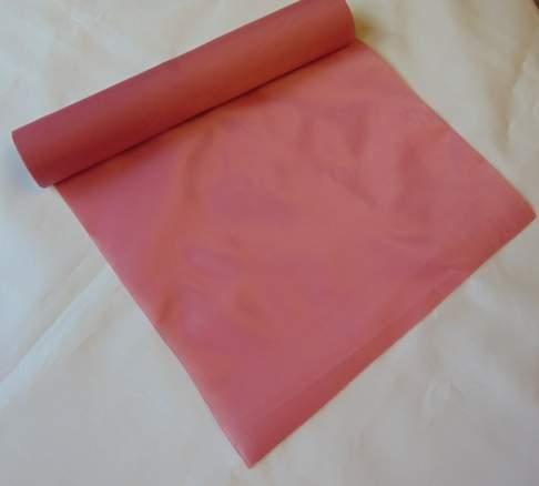 dekorselyem asztali futó vintage rózsaszín-493 (25 cm * 10 m)