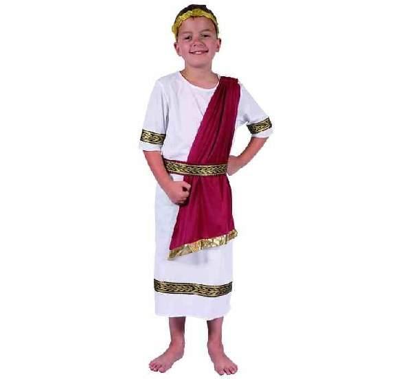 Cézár,görög gyerek farsangi jelmez 120 méret -STGRE_LU120
