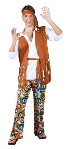 Hippie jelmez (M-L méret)-83800-B