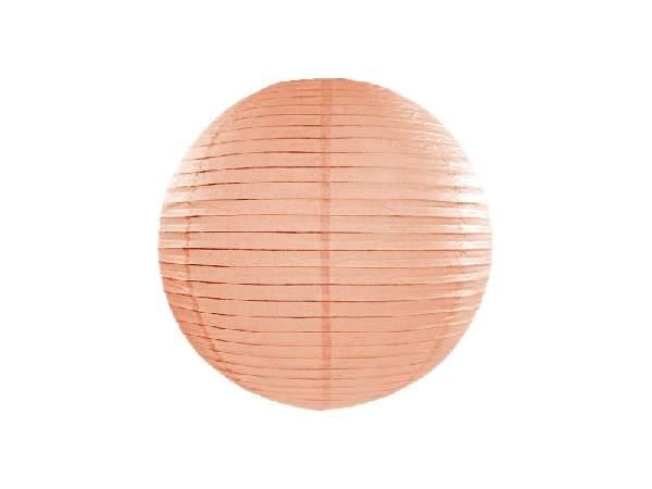 barack papír lampion gömb 35 cm-es (075j)