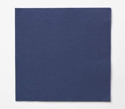 40*40 cm sötétkék szalvéta (50 db), 3 rétegű