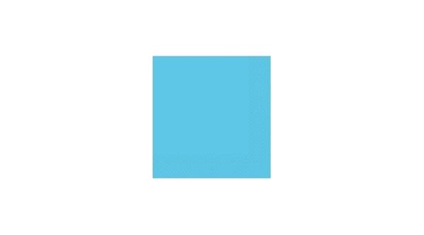 33*33 szalvéta, 3 rétegű (20 db/cs) v.kék