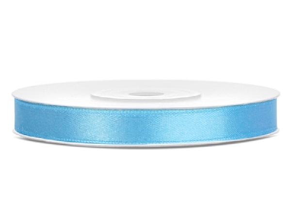 0,6 cm-s szatén szalag (25 m) v.kék(011)