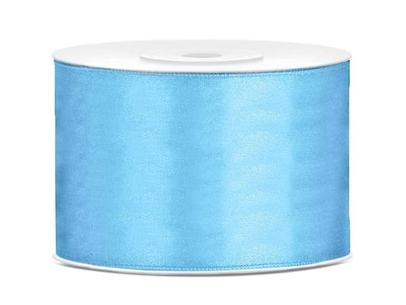 5 cm-s szatén szalag (25 m) v.kék (011)