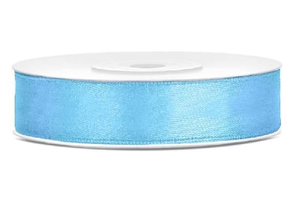 1,2 cm-s szatén szalag (25 m) v.kék(011)