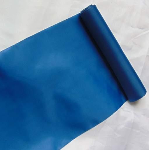 dekorselyem asztali futó sötétkék-654 (25 cm * 10 m)