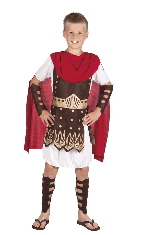gladiátor gyerek farsangi jelmez 130-140 méret-SDRK-LU023