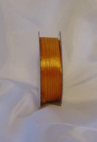 0,3 cm szatén szalag bronz (50 m)-005R