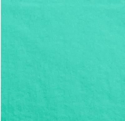 sötét menta selyem dekoranyag 150 cm széles (méterre)