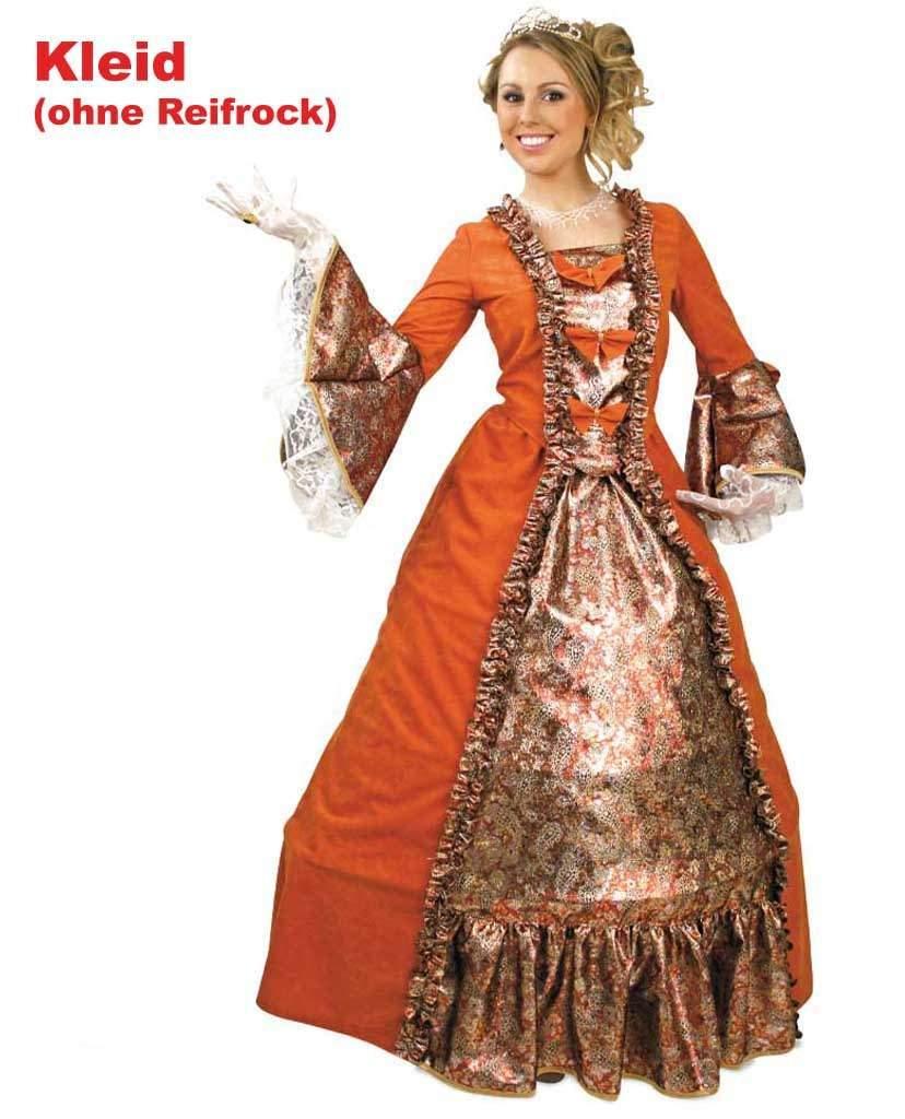 barokk női jelmez, 44 méret-23225