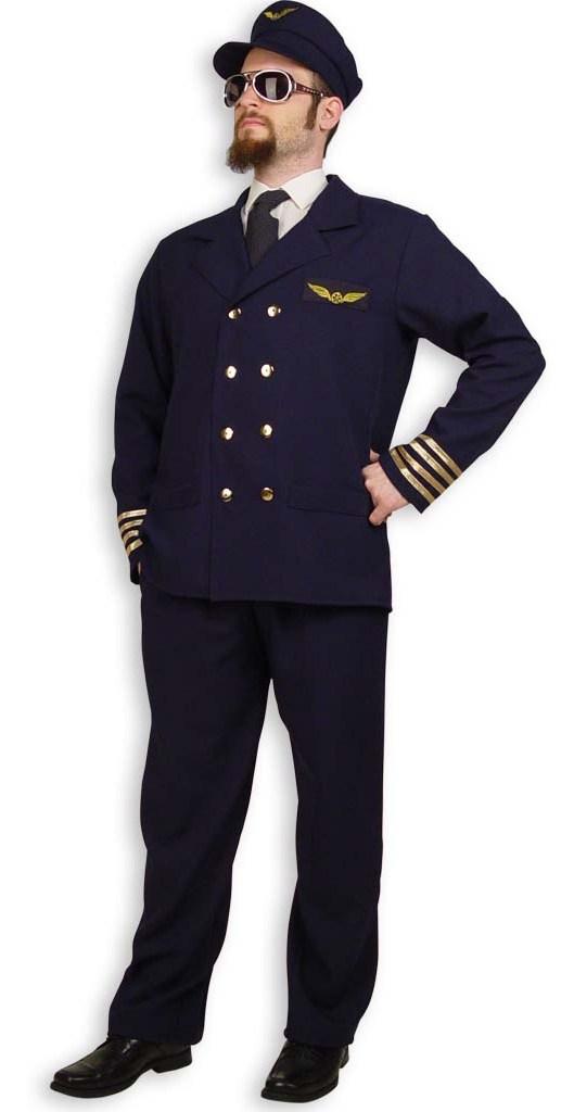 Pilóta jelmez (56  méret) -29724
