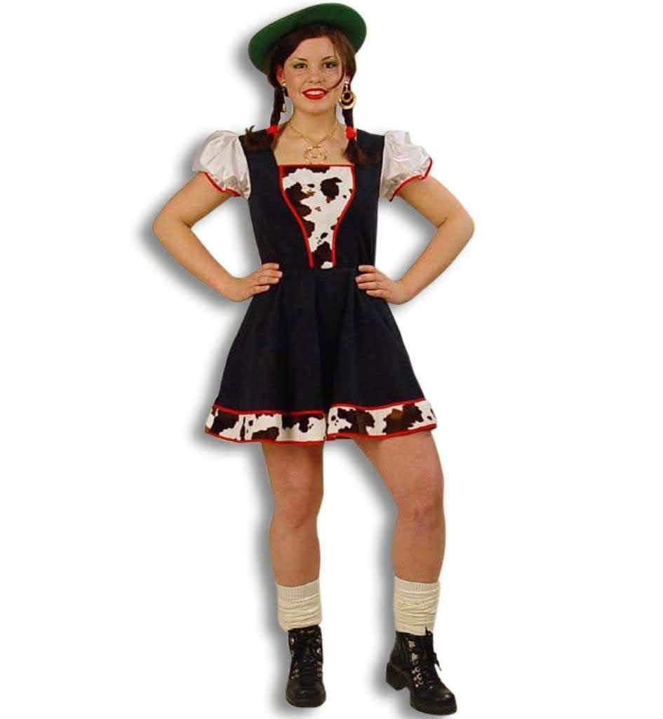 Bajor, Tiroli női jelmez (38 méret)-24652