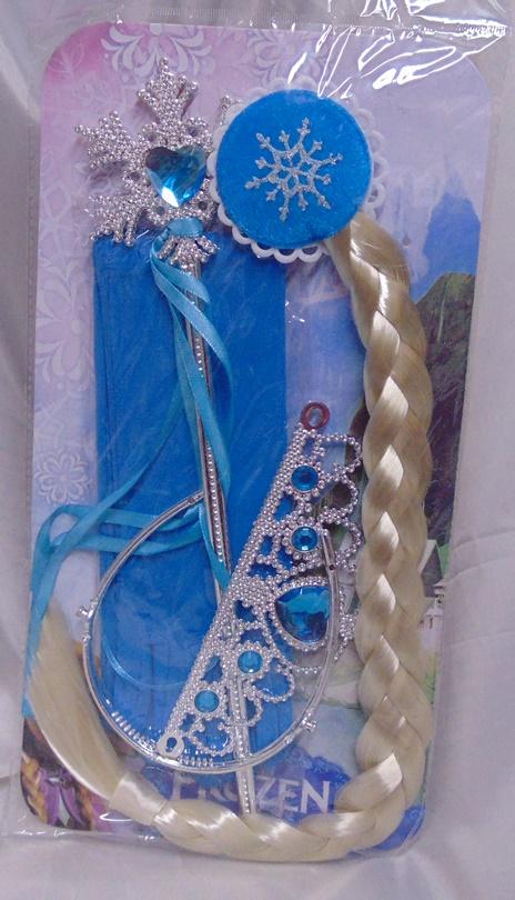 Elsa szett 4 részes-23036