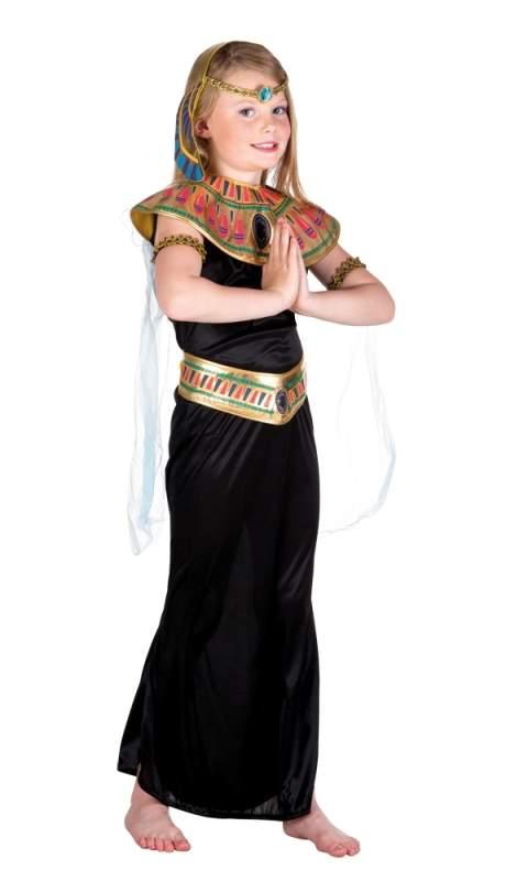 Egyiptomi Kleopátra gyerek farsangi jelmez (7-9 éves ) - 82122