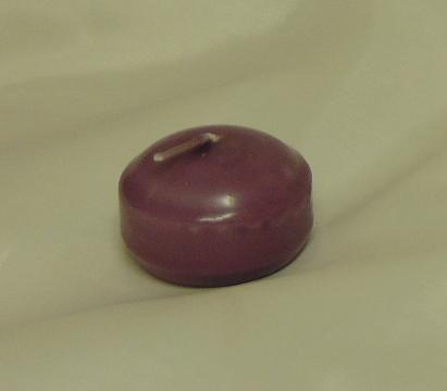 úszógyertya vintage lila (4 órás)