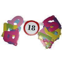 Boldog 18. születésnapot ! betűfüzér