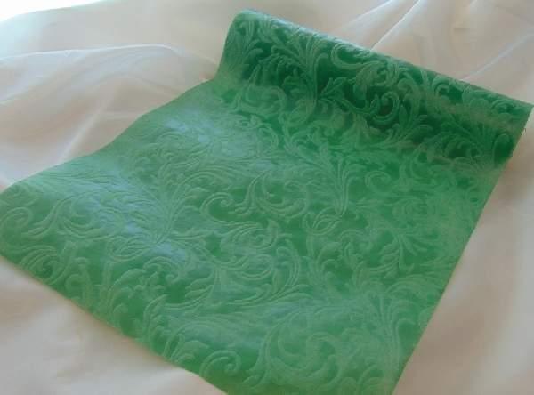 dombornyomott vetex zöld (30 cm x 10 m)-558