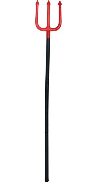 műanyag vasvilla, ördögvilla (120 cm)