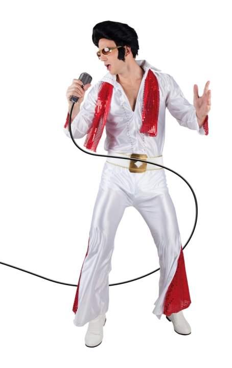 Elvis jelmez (50-52 méret)-83526