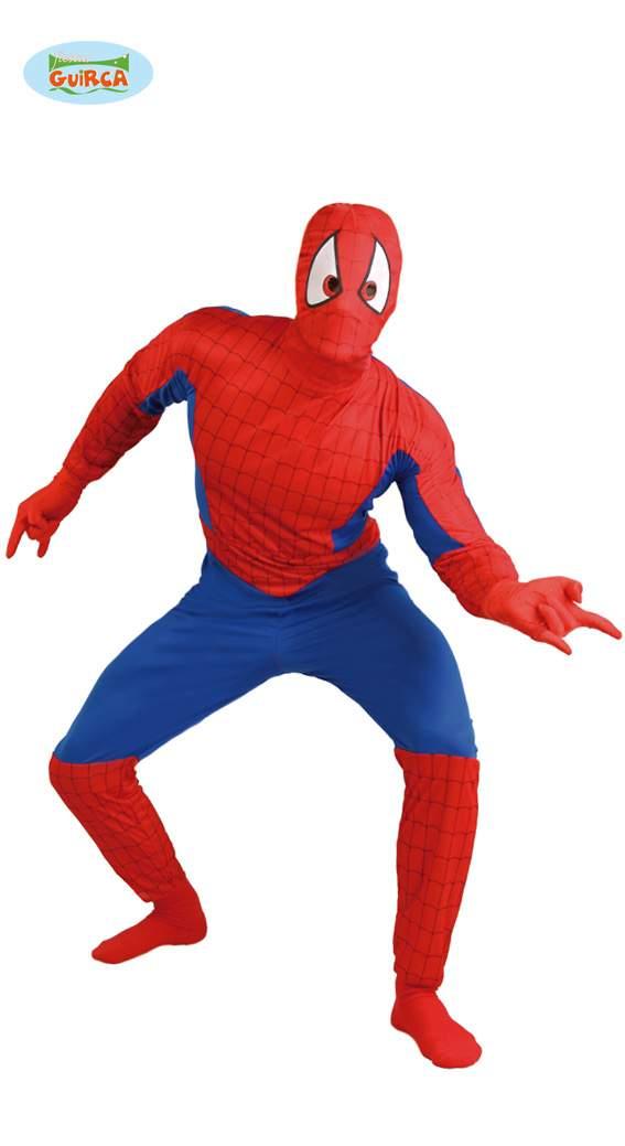 pókember jelmez (52-54 méret)-80006