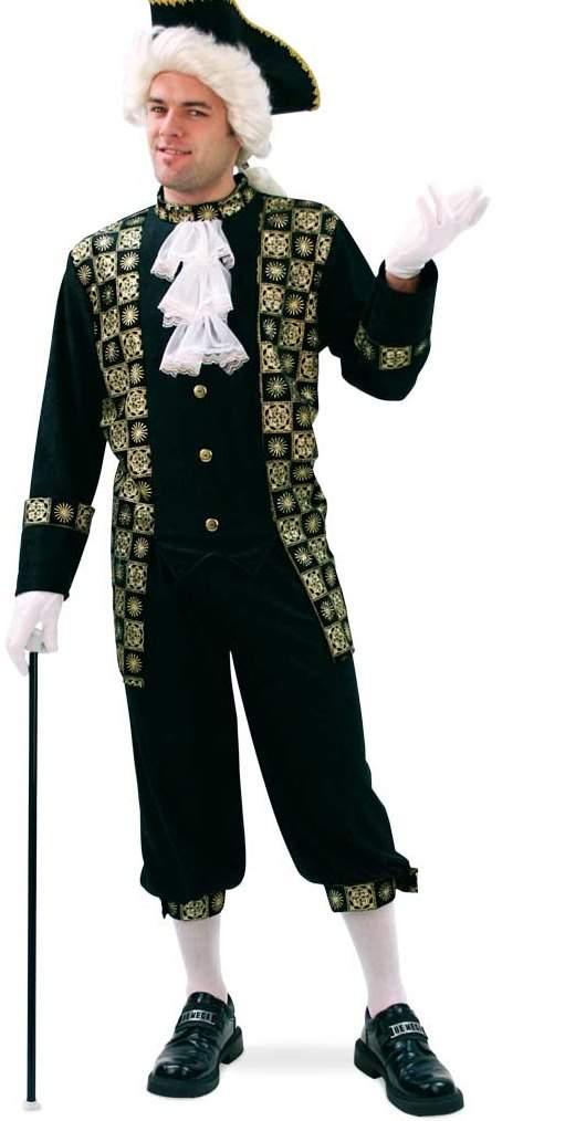 barokk férfi jelmez, 54 méret-29463